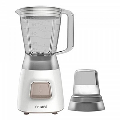 PHILIPS BLENDER HR 2058/01- WHITE