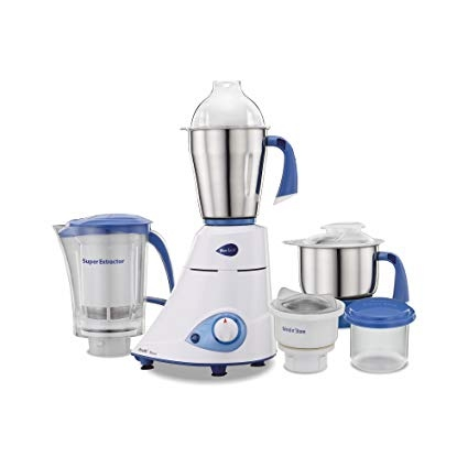 PREETHI MIXER MG 193 -750 W - 4 JAR