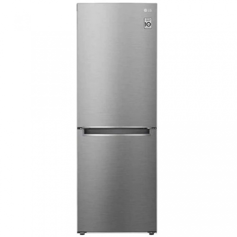 LG 306Litres Bottom Freezer Double Door Refrigerator - GCB399NLJM