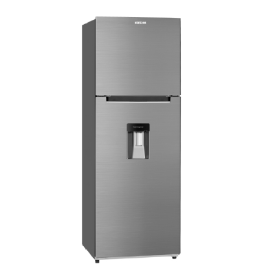 BRUHM 341 LTS REFRIGERATOR - FROST FREE WATER DISPENSER - (INOX)  - BFD-341TMN