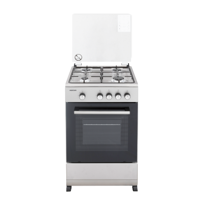 BRUHM  4GAS COOKER WITH OVEN & GRILL 50cm x 50cm BGC-5540SF