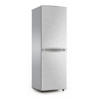BRUHM 186L BOTTOM FREEZER REFRIGERATOR BRD-186CMDS + Free BRUHM STEAM IRON-BIS 2200NU
