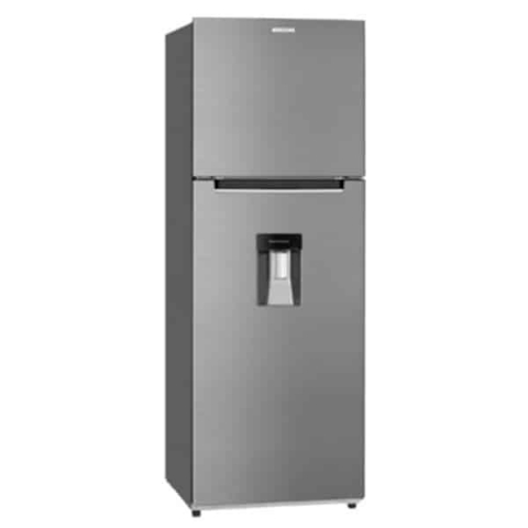 BRUHM 311 LTS REFRIGERATOR  WITH DISPENSER -BFD-311TMD - (INOX)