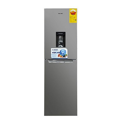 BRUHM REFRIGERATOR BFD-285MD (INOX)  + FREE BRUHM KETTLE BKW-17PW