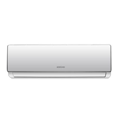 BRUHM 1.5HP SPLIT AIR CONDITION BAS-12CCSW