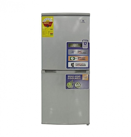 NASCO 132LTR BOTTOM FREEZER REFRIGERATOR - DD2-18