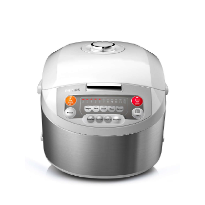 PHILIPS RICE COOKER 1.8LTR - HD3038/56