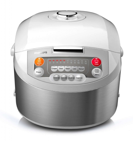 PHILIPS RICE COOKER 1.8LTR - HD3038