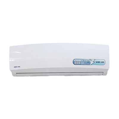 BRUHM 2.5HP SPLIT AIR CONDITIONER BAS-24CCGW + FREE FREE INSTALLATION