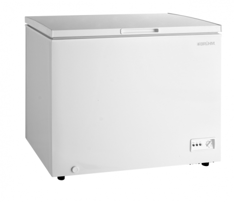 BRUHM CHEST FREEZER BFS-380CEG - 380 LTS