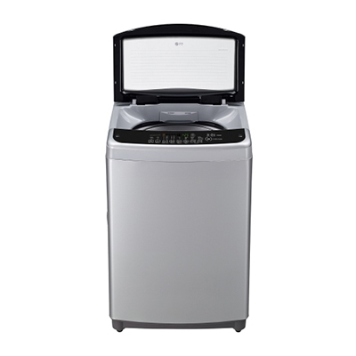 LG 8KG Top Loading Washing Machine with Turbo Drum - T8566NEHVF