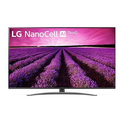 LG 65 inch NanoCell TV SM8100 Series - 65SM8100PVA