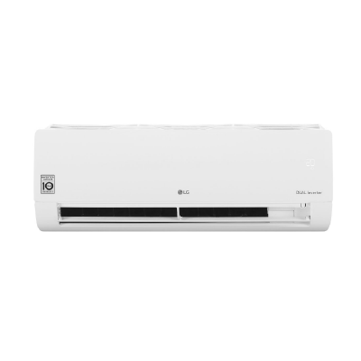 LG  1.5HP Inverter Air Condition R410 - Gas,12000 BTU-S4UQ12JA3Q2 + Free Installation Kit