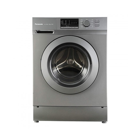 PANASONIC 8KG WASHING MACHINE NA-128XB1WAS, WHITE