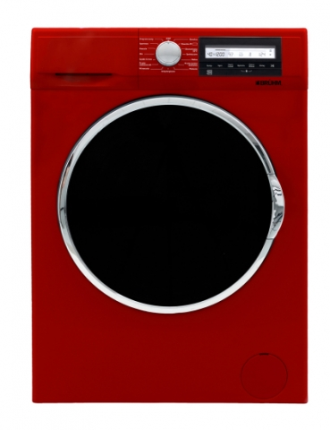 BRUHM FULLY AUTOMATIC FRONT LOADER WASHING MACHINE BWM-FL100R - 10.0KG