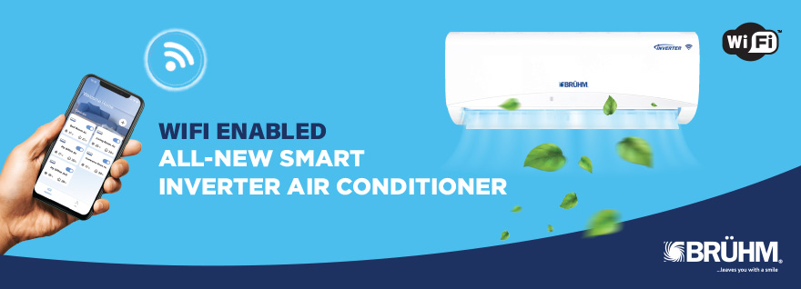Bruhm Wifi Enabled AC